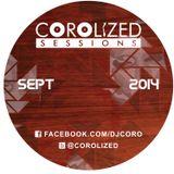 Corolized Sessions Sept 14'