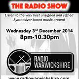 THE JOHNNY NORMAL RADIO SHOW - 3RD DEC 2014 - RADIO WARWICKSHIRE