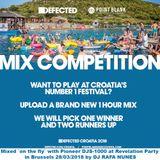 Defected x Point Blank Mix Competition: DJ RAFA NUNES