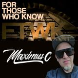 For Those Who Know - Maximus C - 2019