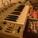 SLOW ACID JAM on my studio(30.06.2015)