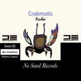"""Crabmatic Radio"" Episode 009 [Sir Cadillac] No Sand Records"