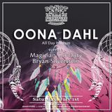 Opening Set for Oona Dahl @ Do Not Sit On The Furniture July 2017