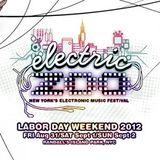 Diplo - Live @ Electric Zoo 2012, Nova Iorque, E.U.A. (02.09.2012)