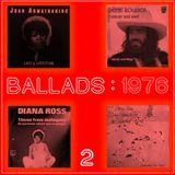 BALLADS : 1976 Vol. 2
