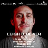 Leigh D Oliver - Pioneer DJ's Playground