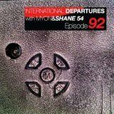International Departures 92