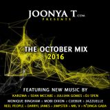 THE OCTOBER MIX 2016