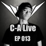 C-A LIVE EP 013