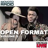 Movoto Radio presents OPEN FORMAT VOL 5 QUICK MIX LIVE! *CLEAN*DROP HEAVY*HORN HEAVY*