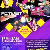 Live from Syco Presents Activist @Montague Nightclub Brisbane 6-1-2018
