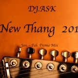 DJ.ASK - New Thang 2015 (Jan-Feb Mix)
