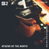 Athens of the North - 4th October 2018