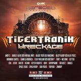 Paradiso 2017 WRECKAGE Stage Mix - Tigertronik