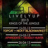 Top Cat & Nicky Black Market WHQ 15th February