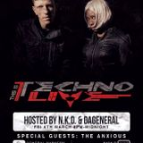 NKD - This Is Techno Live 015 (06.03.2015)