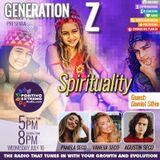 GENERACION Z -07-10-19-SPIRITUALITY WITH DANIEL