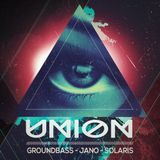 Groundbass & Solaris & Jano - Union (Original Mix)