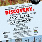Discovery presents Andy Blake feel the Sun mix