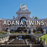 Adana Twins - Live @ Palais Longchamp Cercle (Marseille, France) - 07-Oct-2019