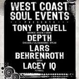 Lars Behrenroth - Live at West Coast Soul - King King - July 25, 2014