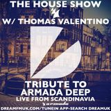 House Show Live From Scandinavia (TAMPERE) - ARMADA DEEP RECORDS TRIBUTE SHOW
