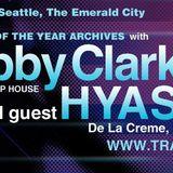 """HYASYNTH """"Emerald City Brunch"""" Live Mix 12/16/2012"""