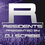 Residents Radio hosted by DJ Scribe Ft. D-Wire 30 Minute Guestmix January 2016