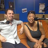 Toby Pellow and Ann-Marie Atkins on Maha's Music on K2K Radio 19 June 2014