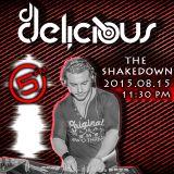5FM Shakedown Resident Mix 2015.08.15