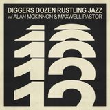 Diggers Dozen Rustling Jazz. AlanMcK and Maxwell Pastor play some records.