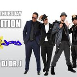 THROWBACK THURSDAY MIX - NEW EDITION BY DJ DR. J