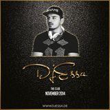 DJ ESSA - PLANET RADIO THE CLUB - NOVEMBER 2014