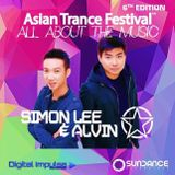 Simon Lee & Alvin - Asian Trance Festival 6th Edition 2019-01-16 Full Set