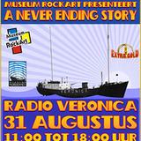 live vanuit rockart radio 192 / radio extra gold never ending story ma 31 aug 2015 van 11 tot 15 uur