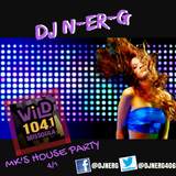 WiLD 104 MK's House Party 4/1