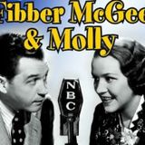 Fibber McGee & Molly, Dining Out to Celebrate, Jan 25, 1944