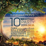 Botond - Live @ Y-Production's 10th Birthday Party