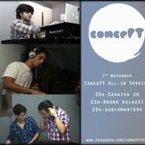 ConcePT Podcast #39- ALL-IN Session: Audiomasters