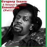 Gregory Isaacs & Deejays versions Essentials Vol 2