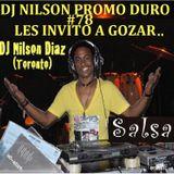 DJ NILSON PROMO DURO #78  LES INVITO A GOZAR..