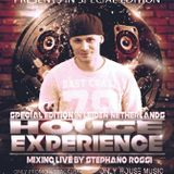 House Experience Special Edition At Crown House Leiden-Live Mixing Perform By Stephano Rossi