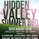 The Hidden-Valley and TTNS Summer BBQ! D2Radio Special with VoiceofDoom. Breaks and Beats!