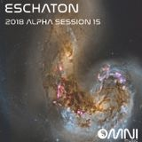 Eschaton - The 2018 Alpha Sessions - Show 15 (5th June 2018)