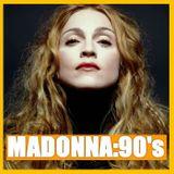 MADONNA: 90'S - THE RPM HITMIX
