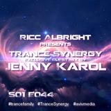 Trance Synergy S01E044 by Jenny Karol