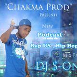 dj $-one  podcast hip hop ,rap us ( chakma prod )