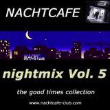 NACHTCAFE nightmix 5 (1995/96) DJ Stefan v.Erckert
