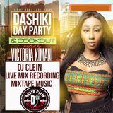 DASHIKI LIVE PARTY MIX BY DJ CLEIN