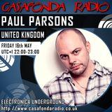 PAUL PARSONS // UNITED KINGDOM // TALL HOUSE SHOWCASE 16-05-2014 22:00